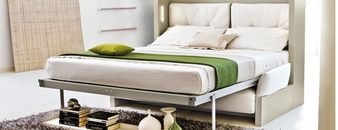Explain Wall beds and folding beds