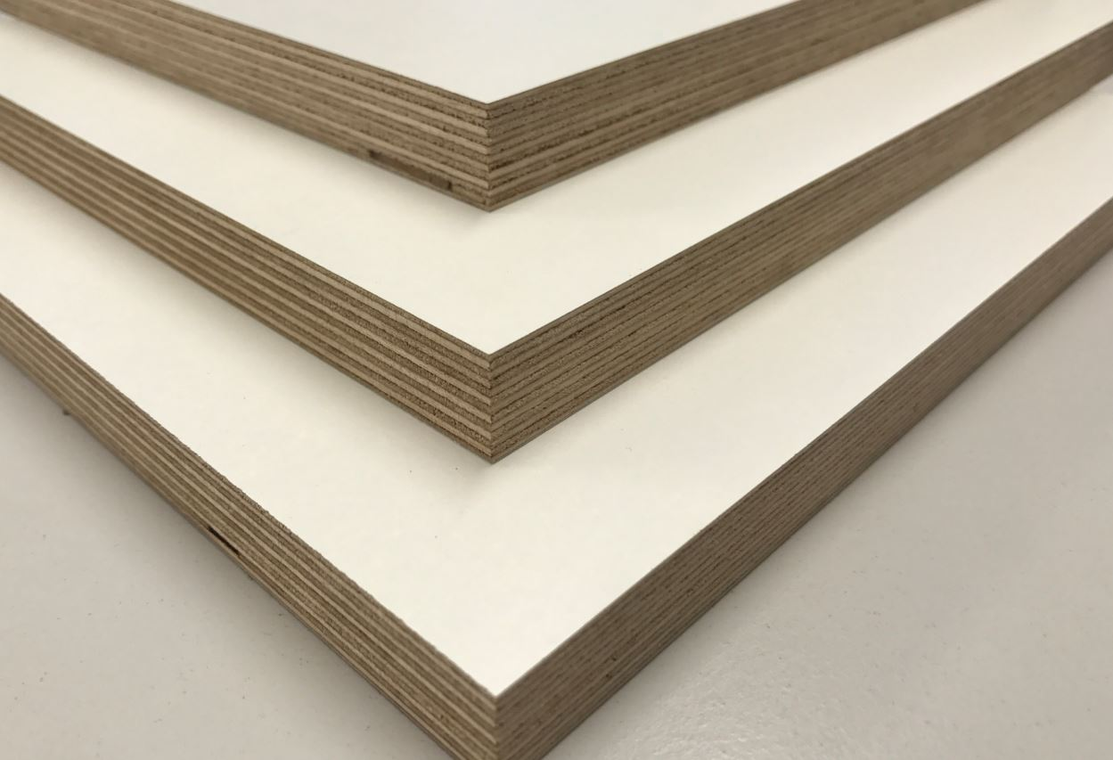 MF PLY (Melamine Faced Plywood)