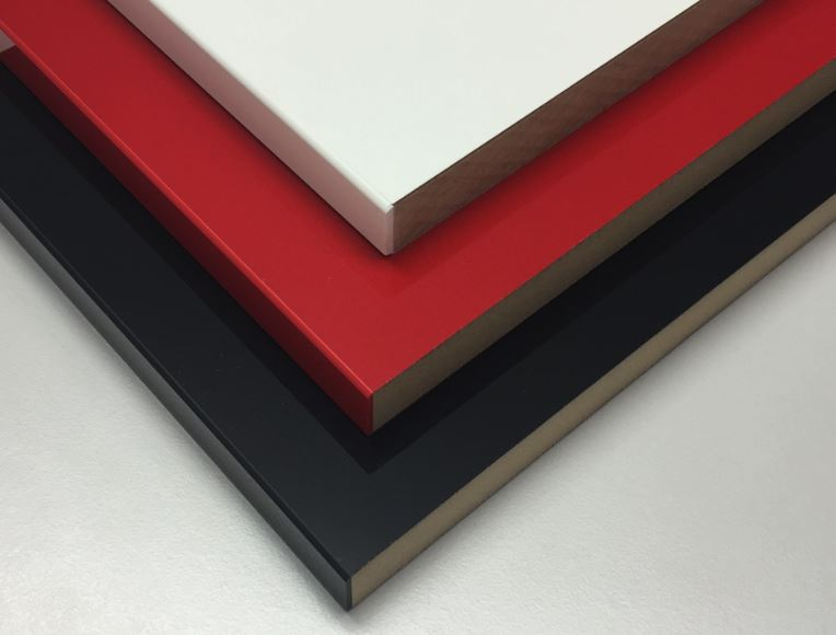 MF MDF (Melamine Faced MDF)